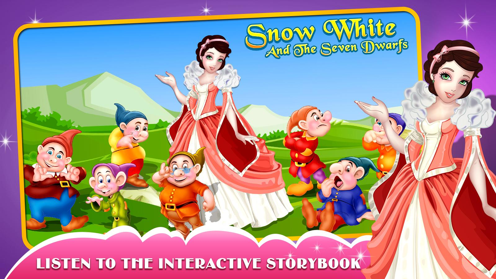 Snow White 7 Dwarfs Story Book 1 0 APK Download - Android