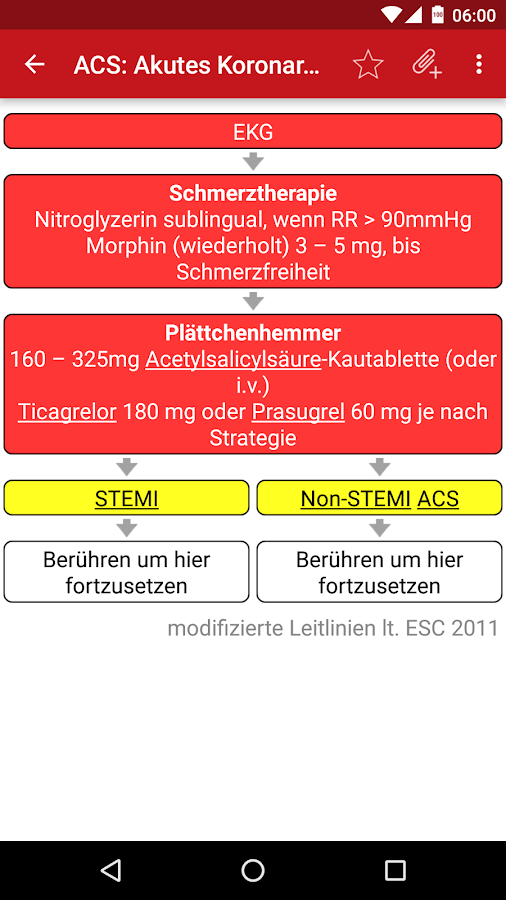 AGN Emergency Booklet Pro 12.9 APK Download - Android Medical Apps