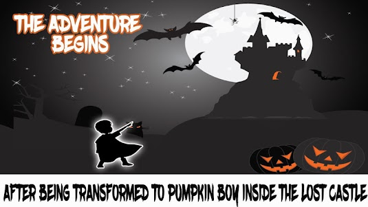 Super Pumpkin Hero Adventures 2.0.0 screenshot 2