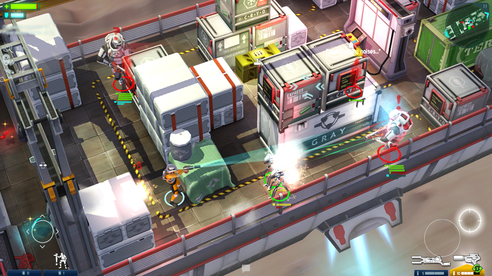 Space Marshals 1 3 0 APK Download - Android Action Games