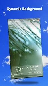 GO Weather - Widget, Theme, Wallpaper, Efficient 6.155 screenshot 6