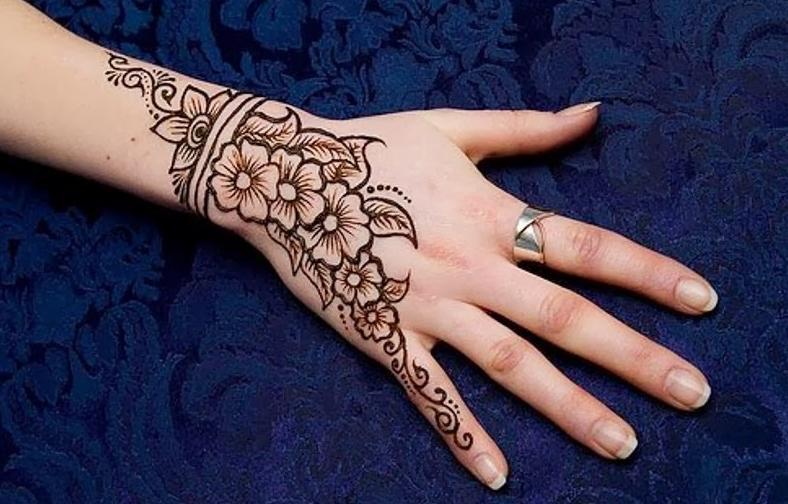 Tattoo Mehndi Tangan : Easy mehndi ideas apk download android lifestyle apps