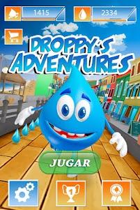 Droppy's Adventures 1.0.18 screenshot 1
