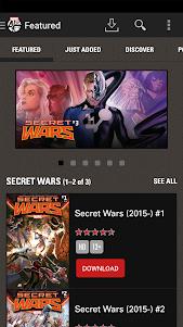 Marvel Comics 3.10.7.310337 screenshot 1