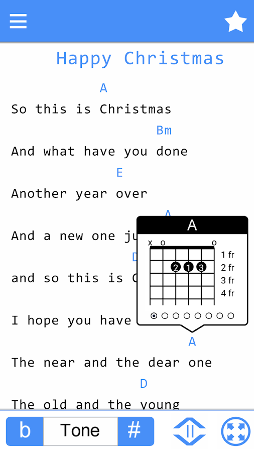 Guitar Chords Hub 1.1 APK Download - Android Education Apps
