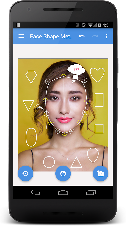 242f56cab7 My Face Shape Meter match and try eyeglass frames 1.5.0 APK Download ...