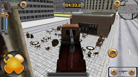Urban Crime 1.0 screenshot 2