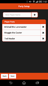 Combat Pad 0.0.1 screenshot 1
