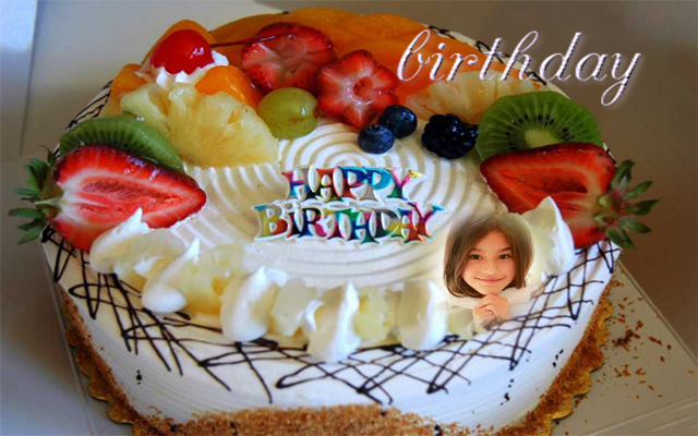 Birthday Cake Photo Frame Name 1 0 Apk Download Android
