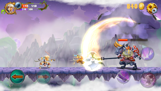 Battle of Wukong 1.1.6 screenshot 14