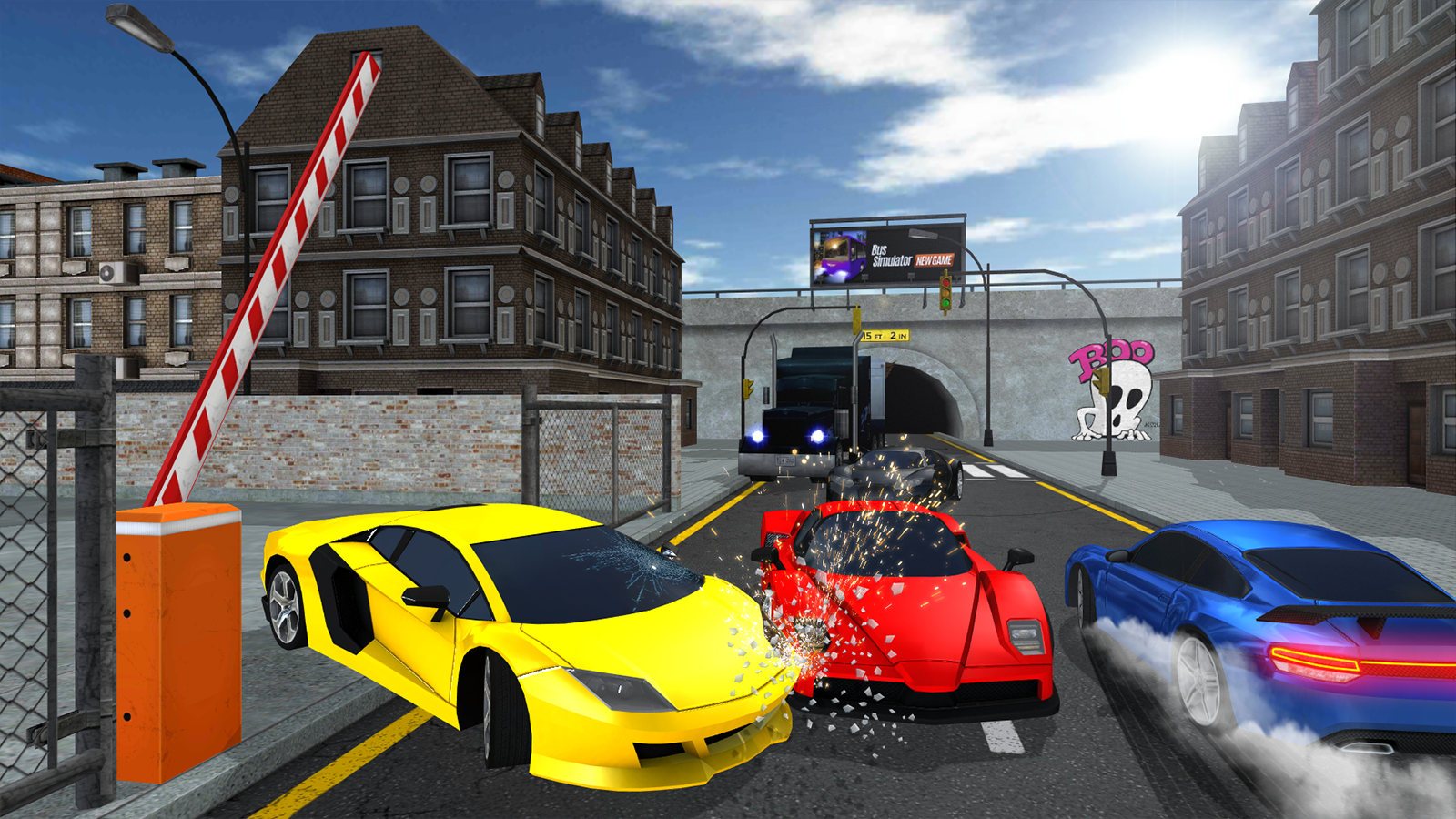 Super Car Game 1 0 Apk Download Android Simulation Games