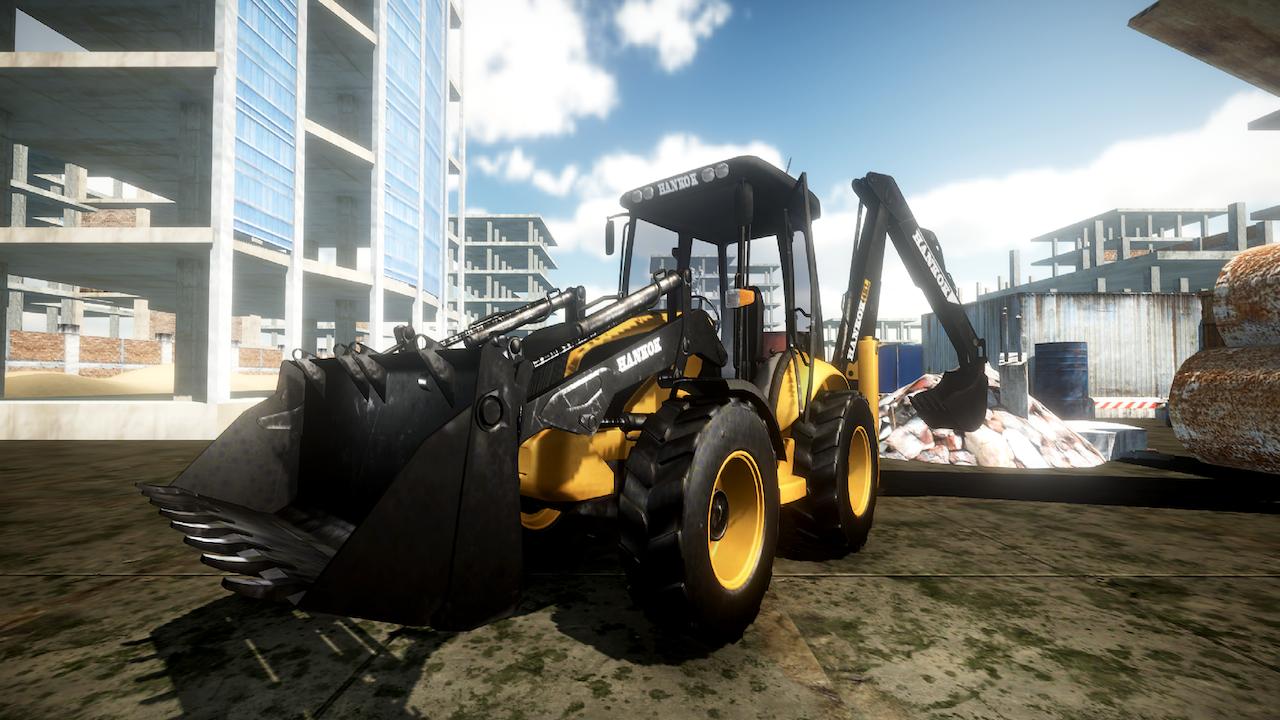 Digger Excavator Simulator 2019 - CONSTRUCTION SIM 1 APK
