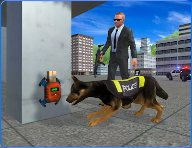 LA Police Dog Crime Patrol : Thief Chase Mission 1.1 screenshot 8
