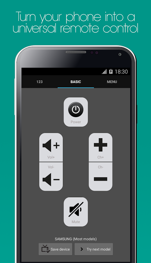 Galaxy Universal Remote 4 2 APK Download - Android Tools Apps