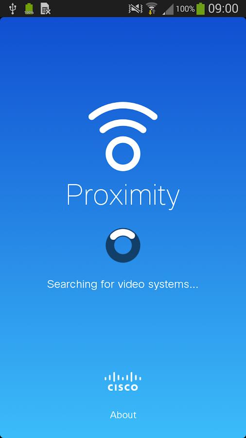 Cisco Proximity 1 2 5 APK Download - Android Productivity Apps