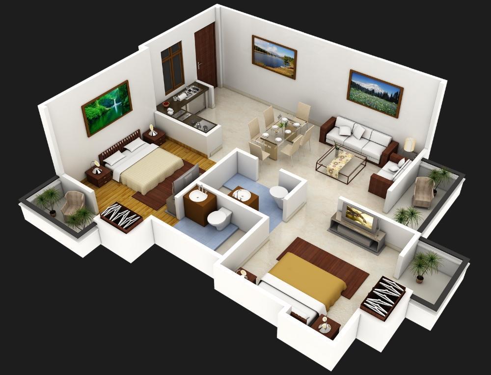 Best 3d home plan 3 0 apk download android lifestyle apps - Best room design app ...