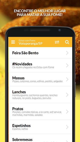 4cf9ca55e Estou com Fome 3.0 APK Download - Android Travel & Local Apps