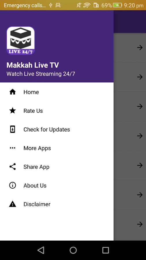 Makkah live tv channel 247 116 apk download android lifestyle apps makkah live tv channel 247 116 screenshot 5 publicscrutiny Images
