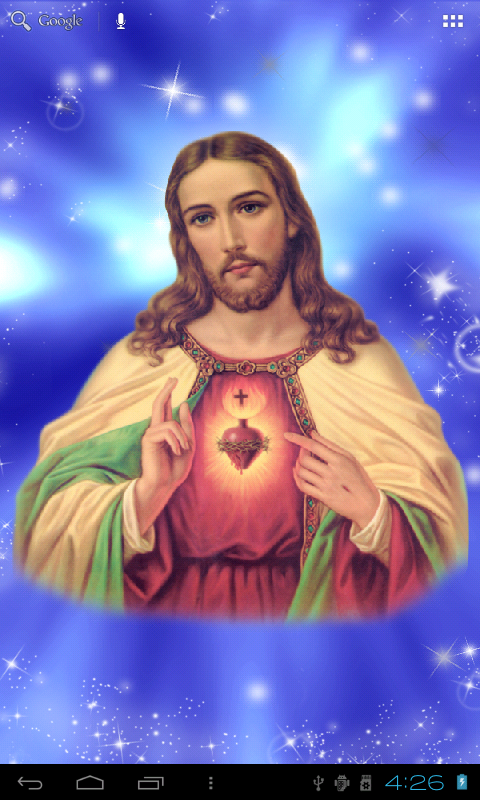 jesus live wallpaper free 2 apk download android personalization apps