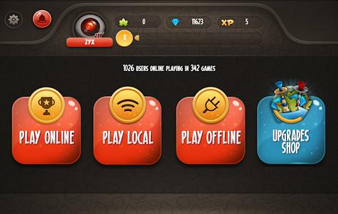Tarneeb Online 2.4 screenshot 3