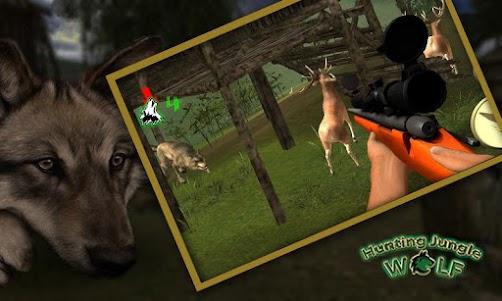 Hunting Jungle Wolf 1.3 screenshot 10
