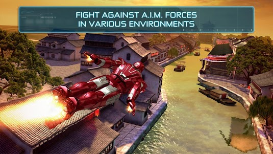 Iron Man 3 - The Official Game 1.6.9 screenshot 8