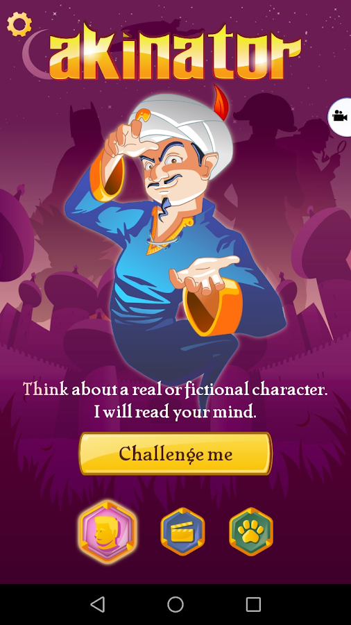 Akinator 7 0 10 APK Download - Android Entertainment Apps