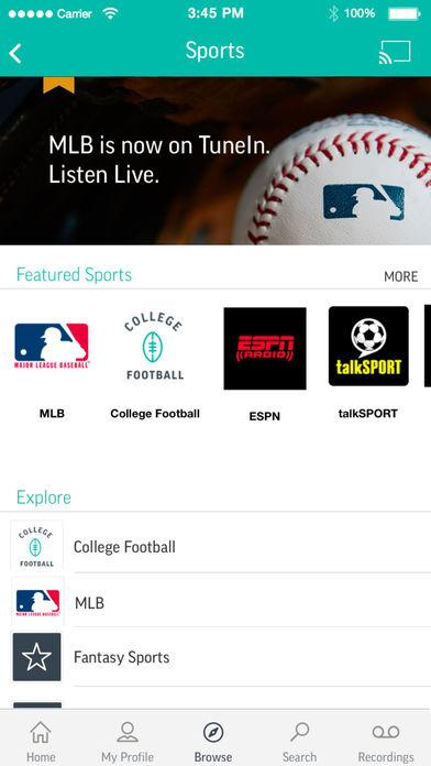 TuneIn: Pro - Live Radio 20 1 APK Download - Android Music & Audio Apps