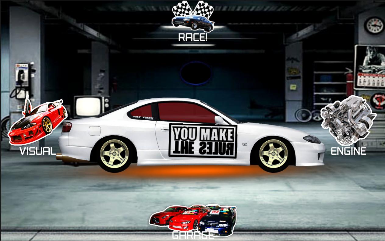 Jdm drag racing 1 0 screenshot 2