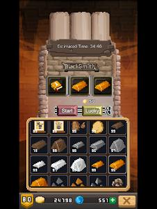 Blacksmith Story-Pixel Game 3.2.0 screenshot 21