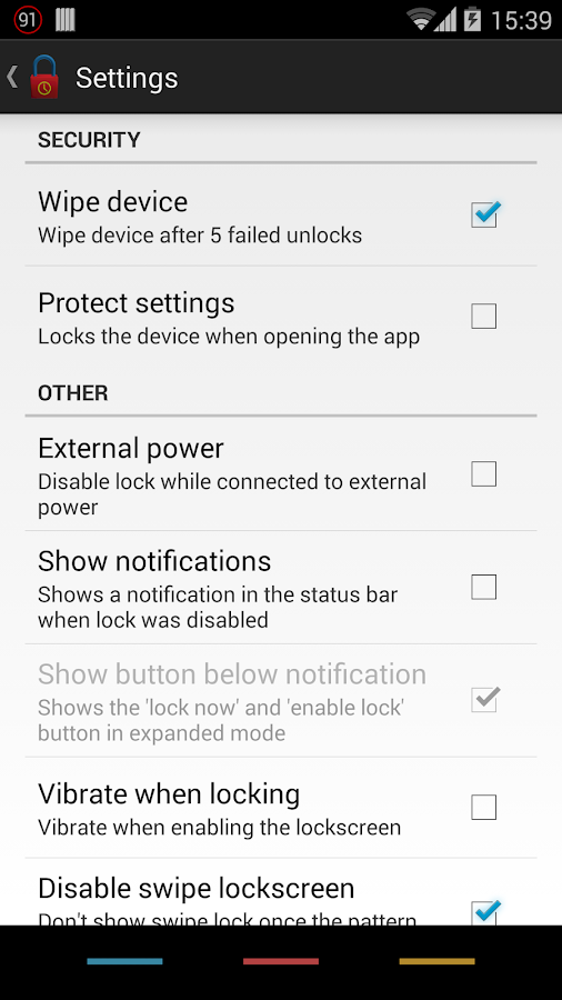 Delayed Lock Unlock Key APK Download - Android Tools Apps