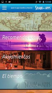 Castilla la Mancha SiA 1.1 screenshot 2