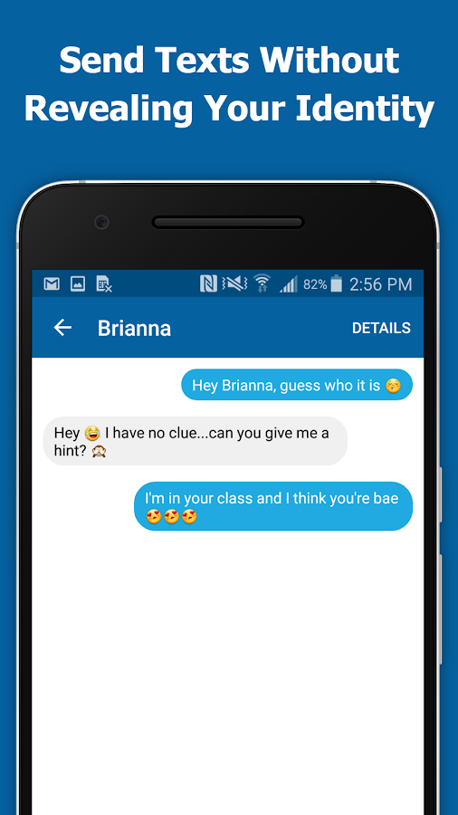 Secret Anonymous Texting App 1 1 APK Download - Android