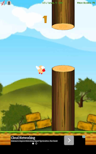 Bird Adventure Pro 1.0.3 screenshot 2