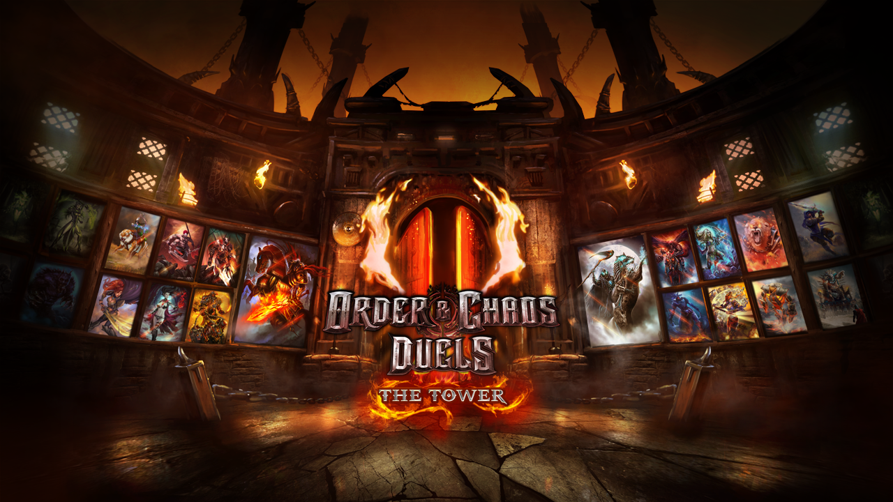 Order & Chaos Duels 1 7 5o APK + OBB (Data File) Download