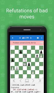 Bobby Fischer - Chess Champion 1.1.0 screenshot 3