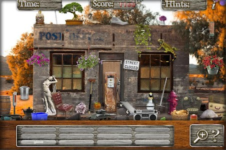 Hidden Objects Haunted Mystery Ghost Towns Puzzle 1.3 screenshot 4