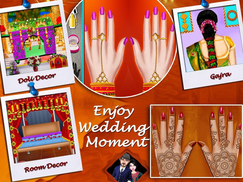 Indian Wedding Girl Big Arranged Marriage Game 1.0.3 APK Download ...