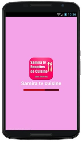 samira tv recette de cuisine 1 0 apk. Black Bedroom Furniture Sets. Home Design Ideas
