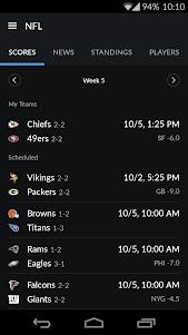 Sportacular 5.10.6 screenshot 1