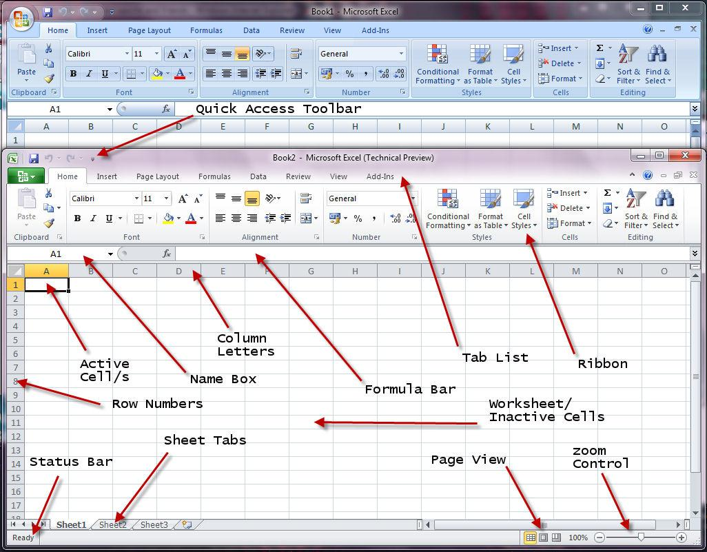 microsoft excel 2007 free download for android