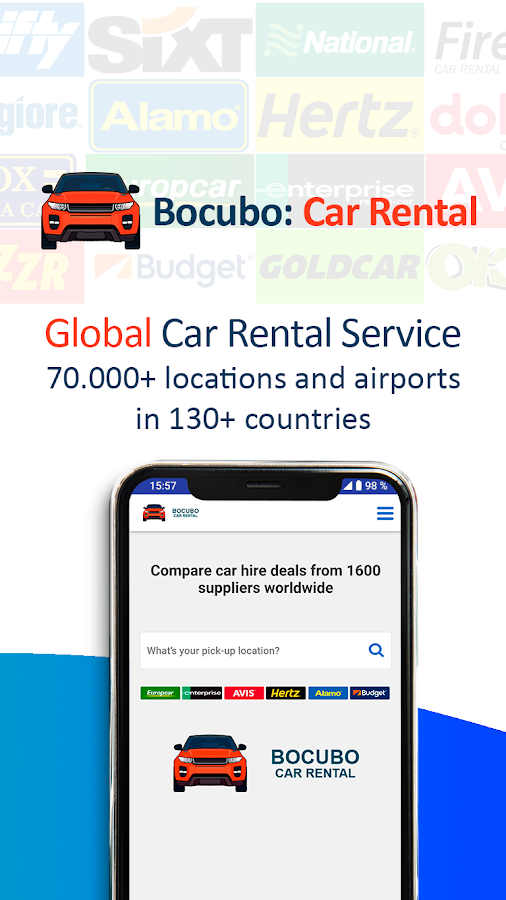 Bocubo: Car Rental App 1 0 4 APK Download - Android Travel