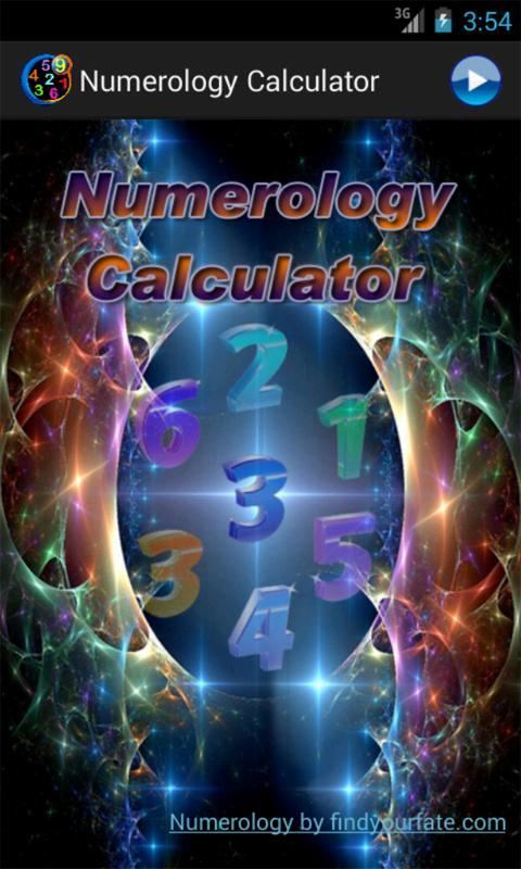 Numerology Calculator 1 16 APK Download - Android Entertainment Apps