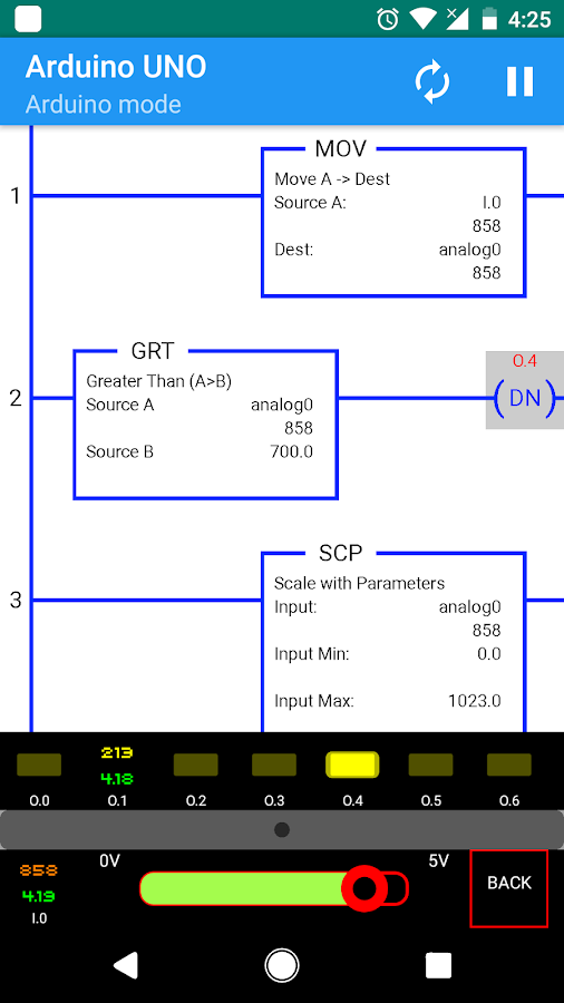 Plc ladder simulator 1421 apk download android tools apps plc ladder simulator 1421 screenshot 5 ccuart Images