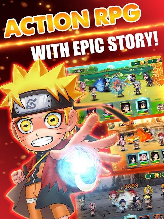 Ninja Rebirth - Monster Legend 1 0 6 APK + OBB (Data File) Download