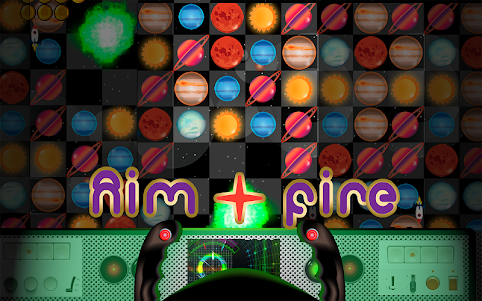 Space Planets: Match 3 game 5.0 screenshot 3