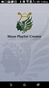 Muse Playlist Creator 1.1103.0.8 screenshot 1