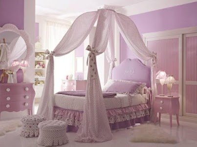 Princess Bedroom Ideas 1.0 screenshot 7