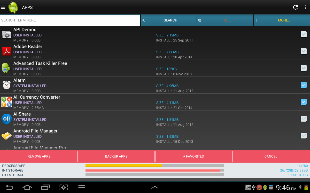 free advanced task manager apk