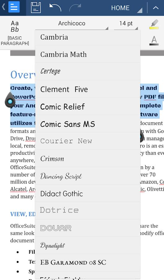 Download Office Suite Font Pack Cracked Apk - crimsoncams